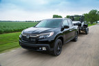 All-New 2017 Honda Ridgeline Launches Nationwide Tomorrow, Delivering New Levels of Versatility, Capability and Comfort in a Mid-Size Pickup.