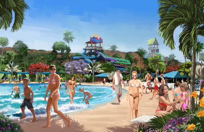 SeaWorld Parks & Entertainment, the Orlando-based owner of 10 U.S. theme parks, has acquired Knott's Soak City -- San Diego, a standalone Southern California waterpark, from Cedar Fair Entertainment Company.  The park, located just south of San Diego in Chula Vista, Calif., will undergo extensive renovation over the fall and winter and re-open next spring as SeaWorld Parks & Entertainment's third Aquatica-branded park.  Both SeaWorld Orlando and SeaWorld San Antonio now operate Aquatica parks.  (PRNewsFoto/SeaWorld Parks & Entertainment)