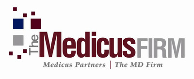 The Medicus Firm Logo.  (PRNewsFoto/The Medicus Firm)