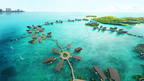 Funtasy Island, located 16km south of Singapore.  (PRNewsFoto/Meritus Hotels & Resorts)