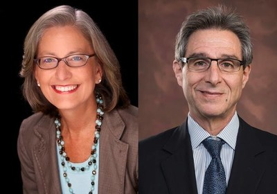 Julie A. Bonello and Dr. Michael K. Raymond Join Rush Health
