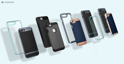 Caseology Launches Fashion-Forward Phone Cases for Apple(R) iPhone(R) 7 and 7 Plus