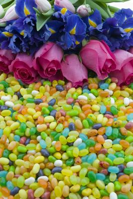 Jelly Belly Candy Company, Fairfield, Calif., sets its sights on National Jelly Bean Day, April 22nd. The company says of the 92 flavors it produces, Very Cherry and Buttered Popcorn are the most popular.