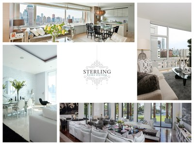 Stage Homes to Gain a Competitive Edge in Real Estate in Miami, New York & Dubai (PRNewsFoto/Sterling Luxury Group)