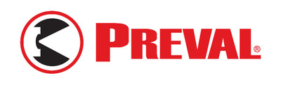 Preval Logo.  (PRNewsFoto/AJS COMMUNICATIONS)