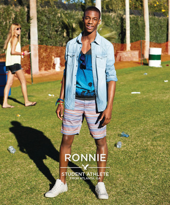 """American Eagle Outfitters Features Real People In Spring 2013 """"Project Live Your Life"""" Campaign. (PRNewsFoto/American Eagle Outfitters, Inc.) (PRNewsFoto/AMERICAN EAGLE OUTFITTERS, INC.)"""
