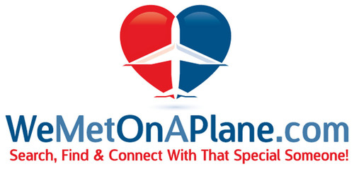 Love is in the Air With WeMetOnAPlane.com!