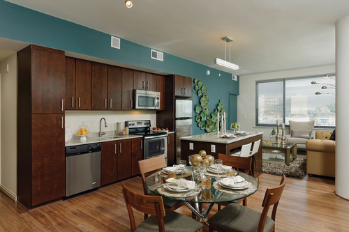 Eleven55 Ripley in Silver Spring, MD, offers a variety of floor plans, including studio, one-, and two-bedroom ...