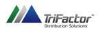 Trifactor, LLC logo.
