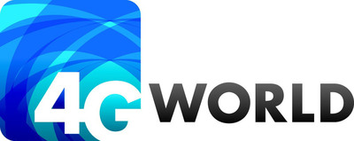 4G World Logo. (PRNewsFoto/TechWeb)