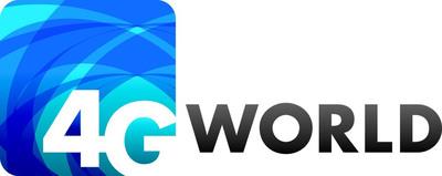 4G World Logo. (PRNewsFoto/TechWeb)