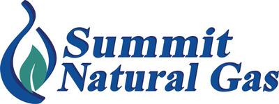 Summit Natural Gas of Maine logo.  (PRNewsFoto/Summit Natural Gas of Maine)