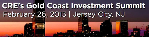 Join 350+ Leading Commercial Real Estate Executives on February 26 in Jersey City.  (PRNewsFoto/CAPRATE Events LLC)