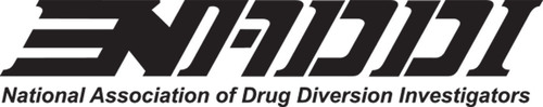 National Association of Drug Diversion Investigators.  (PRNewsFoto/NADDI)
