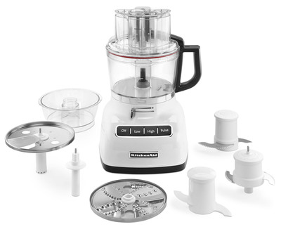KitchenAid 9-Cup Food Processor with Accessories.  (PRNewsFoto/KitchenAid)