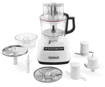 KitchenAid 9-Cup Food Processor with Accessories.  (PRNewsFoto/KitchenAid)