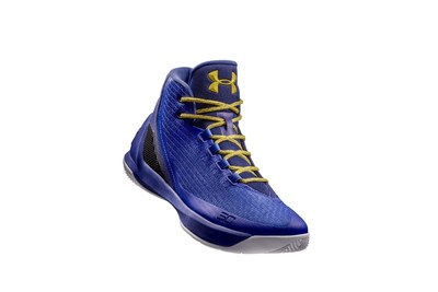 New Season, New Ambitions, New Footwear Arsenal: Under Armour And Stephen Curry To Launch The Curry 3