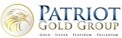 ABOUT PATRIOT GOLD GROUP: Established in 1986, Patriot Gold Group is a nationwide investment group with over 30 years of experience in precious metals. In 2016, Patriot Gold Group was rated Top IRA Gold Dealer by Consumer Affairs, 5 Stars by TrustPilot and AAA by the Business Consumer Alliance. What sets Patriot Gold Group from competitors is the fewest layers of management compensation and an industry leading pricing structure.