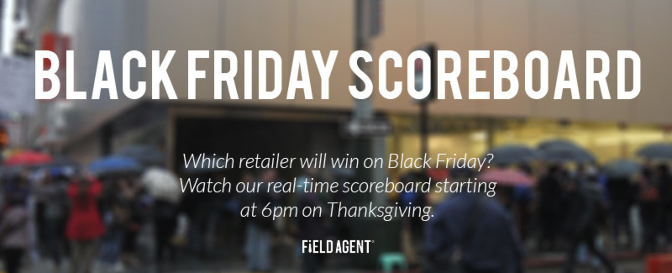 Where Is America Shopping On Black Friday? The Black Friday Scoreboard Tells Us
