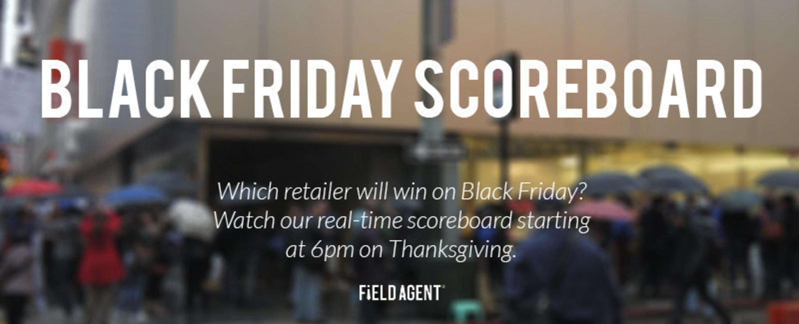 Where Is America Shopping On Black Friday? The Black Friday Scoreboard Tells Us