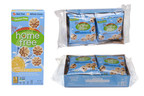 """HomeFree(R), """"treats you can trust,"""" announces two new product launches, Gluten Free Lemon Burst Mini Cookies (6/5-oz.) and Gluten Free Chocolate Chip Mini Cookies Snack Multipack (6/4-1.1 oz.), as the newest additions to its line of nationally distributed, gluten free, allergy friendly cookies. HomeFree Gluten Free Lemon Burst Mini Cookies are free of the most common 8 food allergens - peanuts, tree nuts, eggs, dairy, wheat, soy, fish and shellfish."""