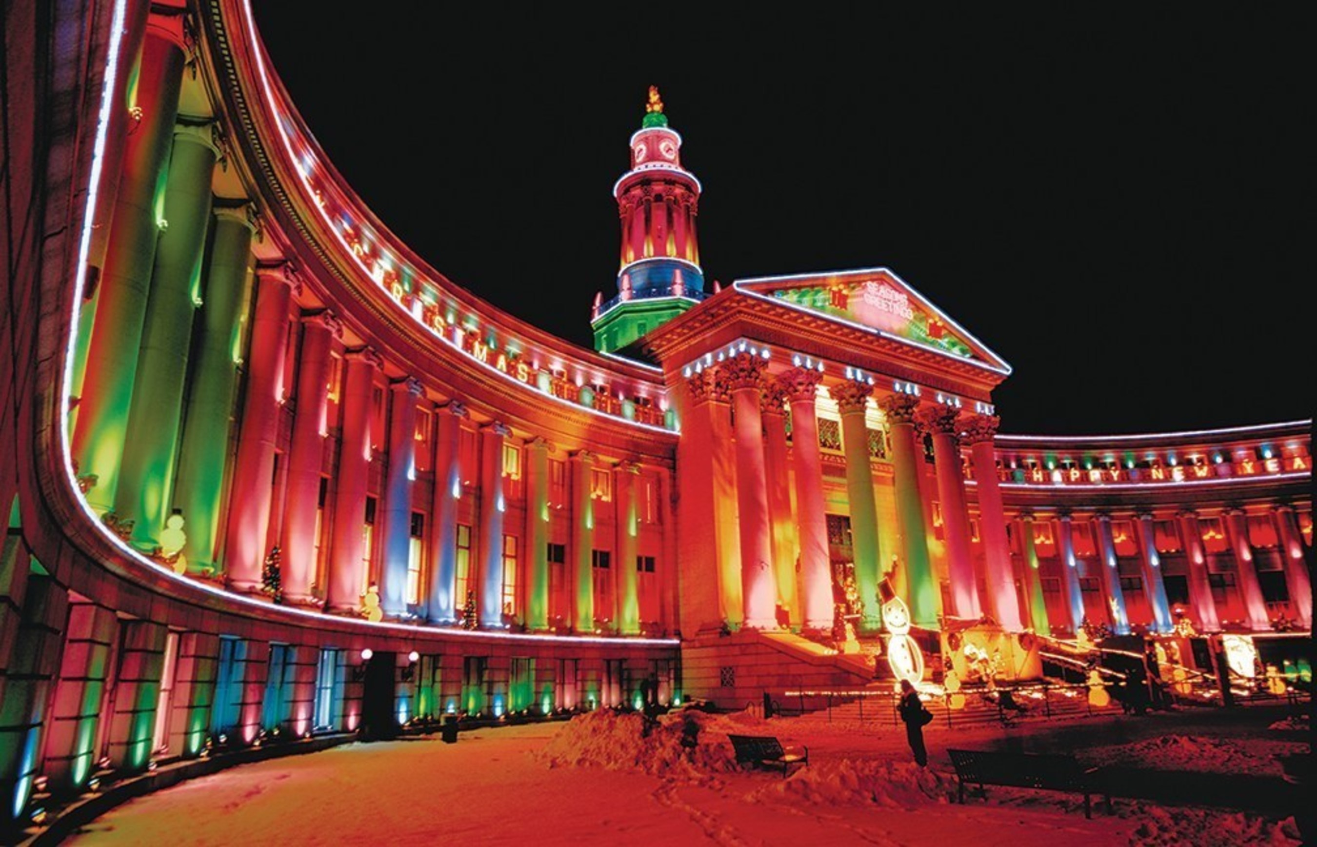 Denver's Mile High Holidays Bring Magic to the City with Special Events, Spectacular Citywide
