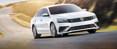 The Dare to Compare event centers on comparing the attractive 2017 Volkswagen Passat R-Line to its closest competition from other automakers.