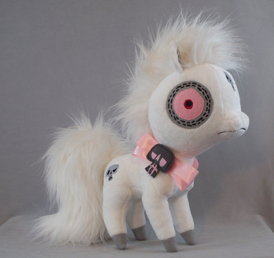 Gloomvanian Ghost Pony (PRNewsFoto/Gayle Middleton)