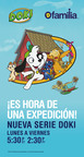 Discovery Familia Invites Kids Along On A Fun Expedition With DOKI, The Series