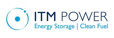 ITM Power logo (PRNewsFoto/ITM Power Plc)