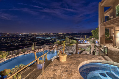 Contemporary Arizona Mountainside Estate offered at Luxury No Reserve Auction March 3 with Supreme Auctions