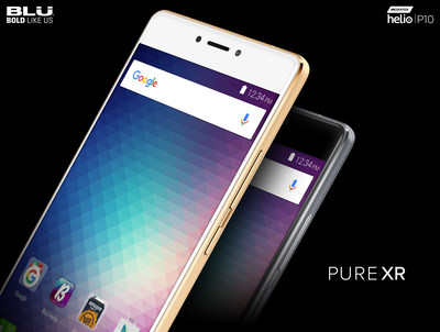 Blu's Pure XR brings 3D Touch to Android for $299