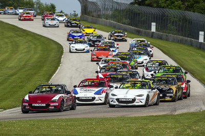 Mazda Motorsports and Andersen Promotions Reach Agreement for INDYCAR to Sanction MX-5 Cup Series