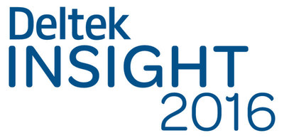 Deltek Insight 2016 is November 14-17 at the Gaylord National Resort & Convention Center.