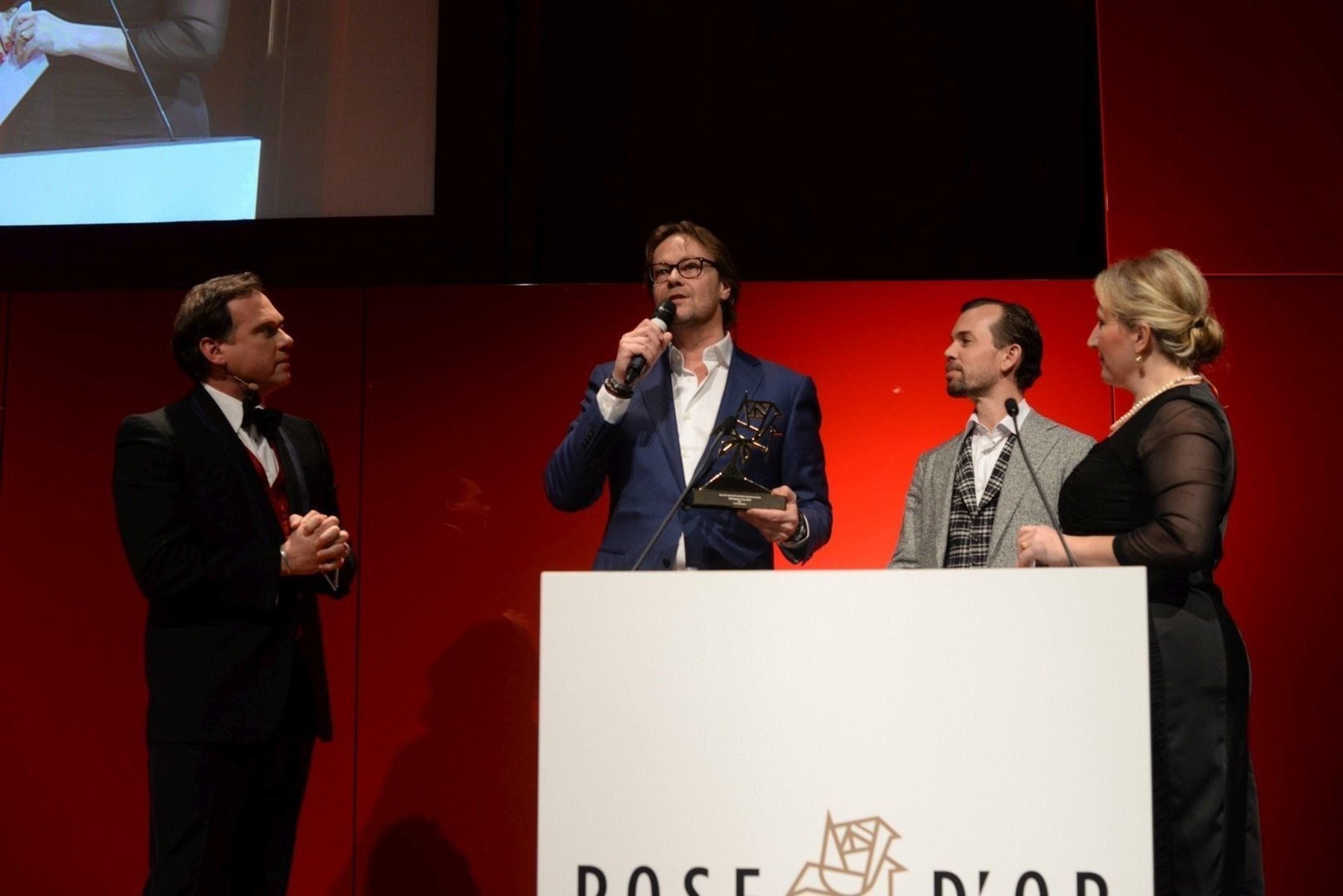 NPO Netherlands wins Rose d'Or for Radio Entertainment Event - NPO Radio 2 Top 2000 (PRNewsFoto/European Broadcasting Union) (PRNewsFoto/European Broadcasting Union)
