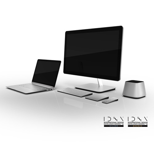 VIZIO's Thin + Light and All-In-One Touch PCs Win the Coveted 2013 IDSA International Design