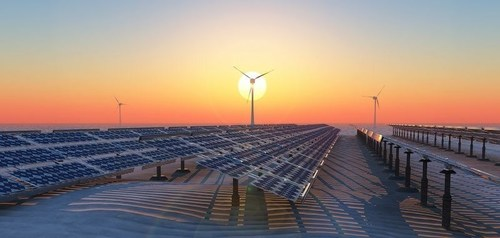 Electro Power System (EPS): The Group's technologies enable renewable energies to power 24/7 communities in a completely cleaner and less expensive solution (PRNewsFoto/Electro Power System (EPS))
