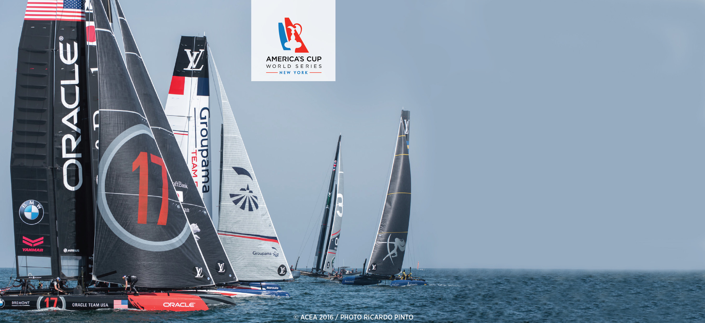 Dry Creek Vineyard Selected as Official Wine of the Louis Vuitton America's Cup World Series