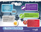 Stay warm, save energy with cold weather tips from Georgia Power.