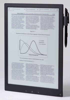 Sony's Digital Paper