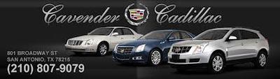 New Cadillac CTS in San Antonio, TX at Cavender Cadillac.  (PRNewsFoto/Cavender Cadillac)