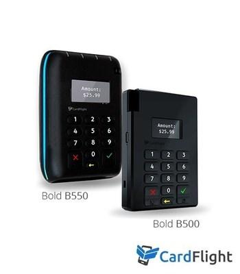 CardFlight Bold B500 and Bold B550