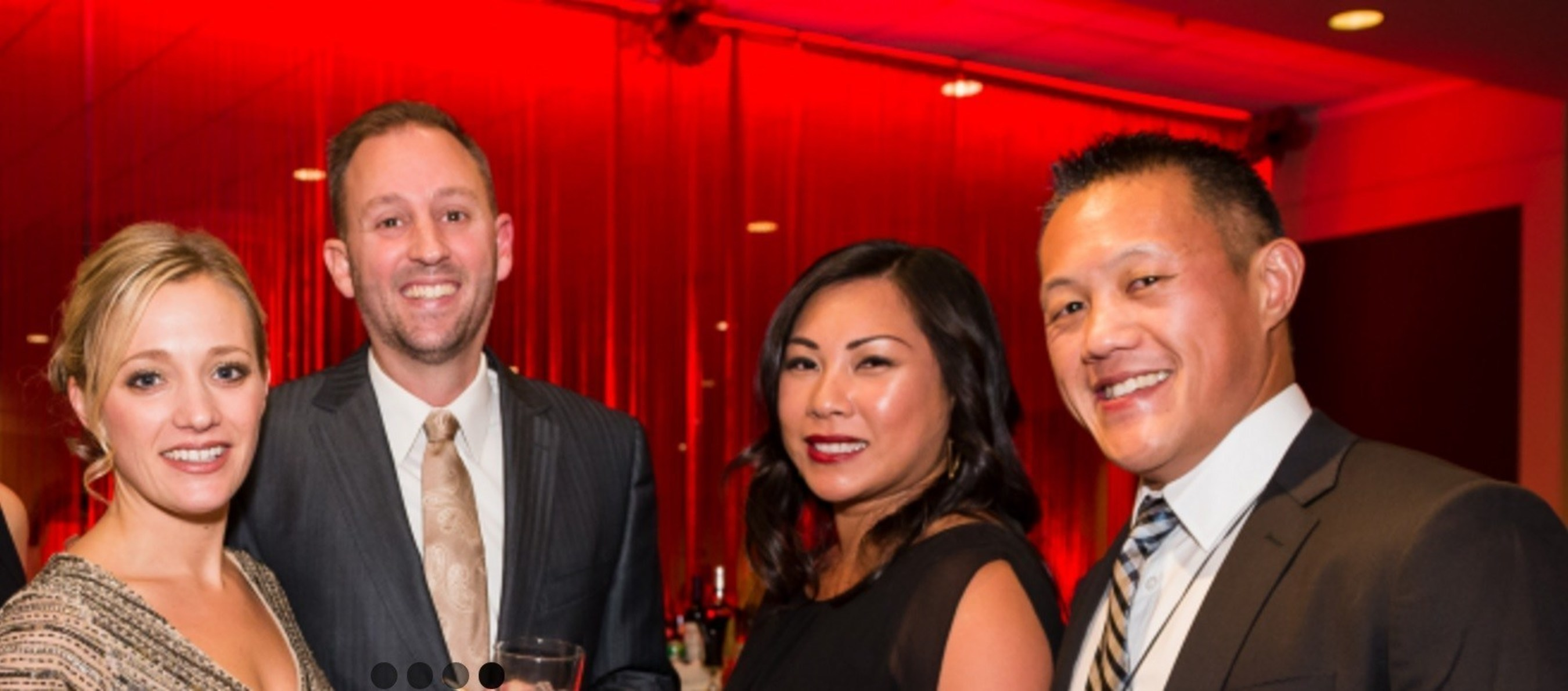 Viridian Investments (Pictured:  Erica Dusenbury, Marcus Dusenbury, Holly Tam, and Adriel Tam)