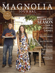 Meredith Unveils Premiere Issue Of The Magnolia Journal In Partnership With Joanna And Chip Gaines
