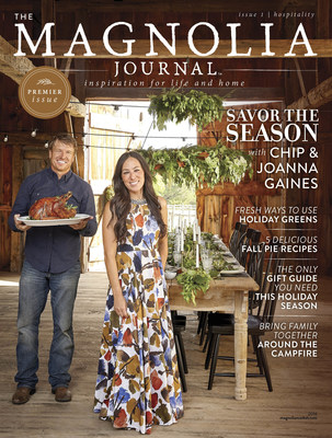 The Magnolia Journal Fall 2016 issue