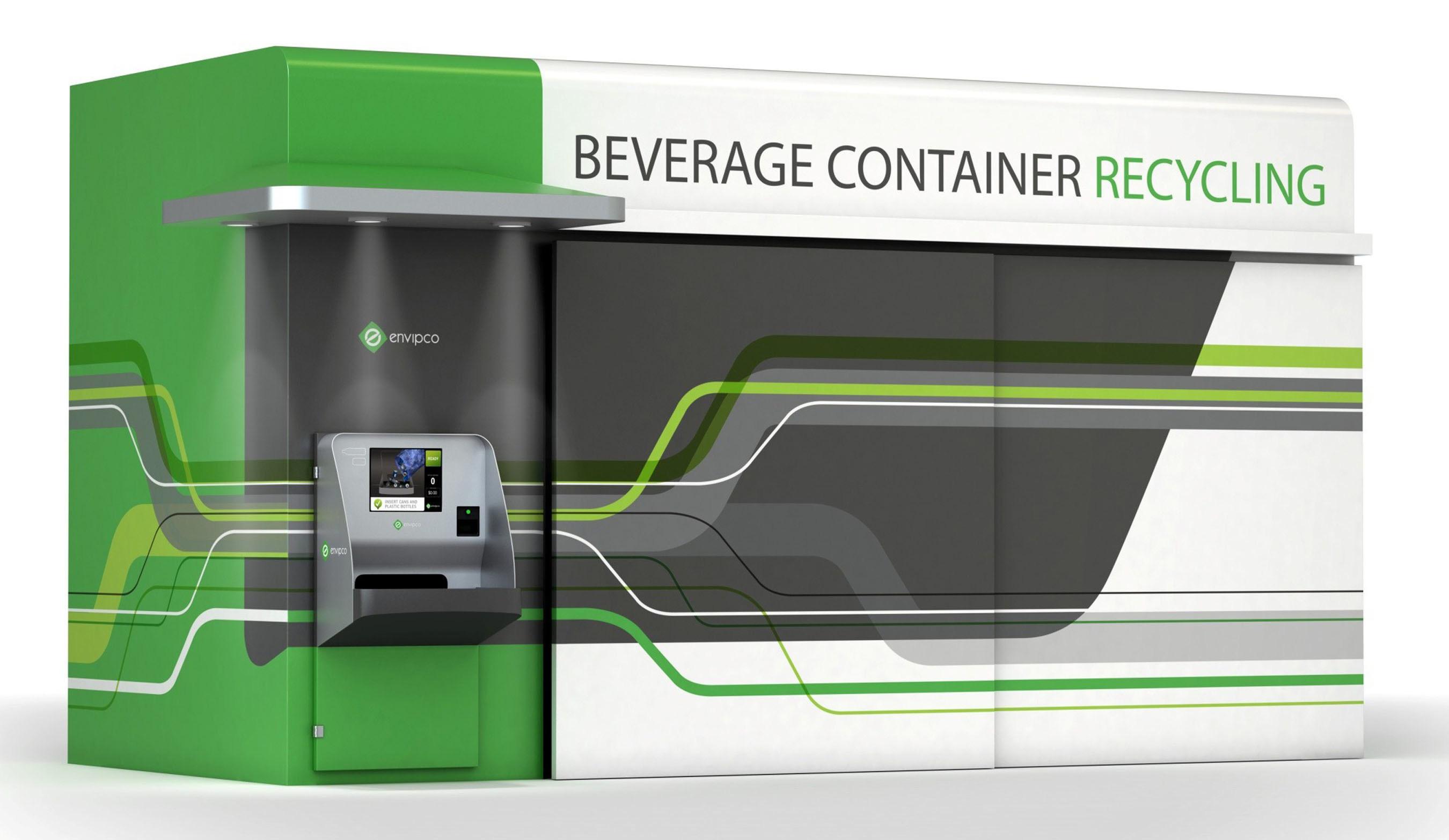 Envipco annonce le lancement de la technologie révolutionnaire d'alimentation en vrac de la RVM
