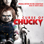 Curse of Chucky Original Motion Picture Soundtrack.  (PRNewsFoto/Back Lot Music)