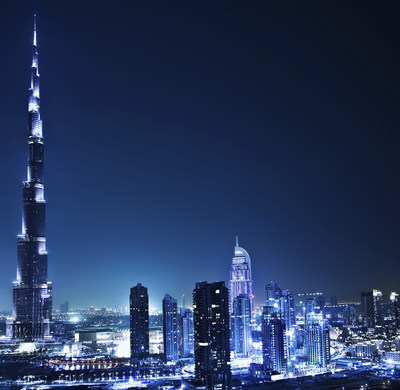 Downtown Dubai Real Estate (PRNewsFoto/Sterling Luxury Group)
