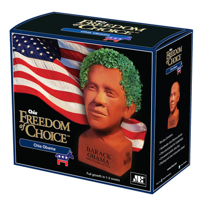 Chia Obama www.americanchia.com