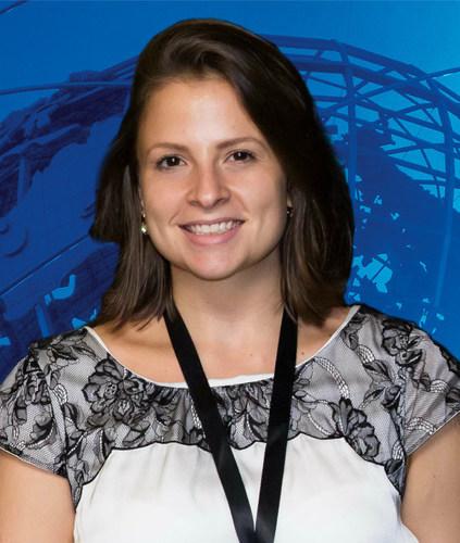 Maiara Munhoz, ICT Industry Analyst, Frost & Sullivan. (PRNewsFoto/Frost & Sullivan)